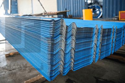 ورق کرکره | فولادشاپ