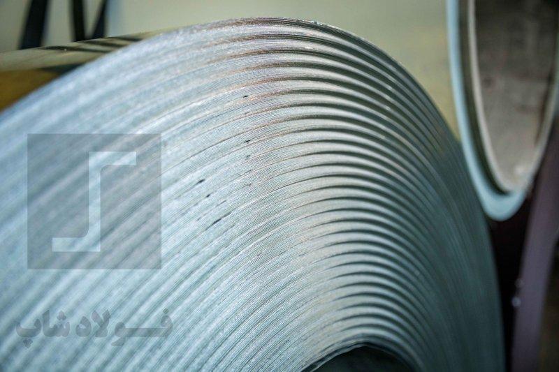 قیمت ورق گالوانیزه | فولادشاپ
